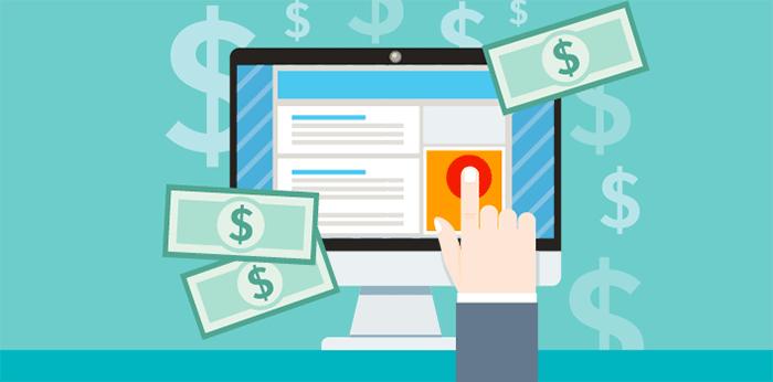 website profits